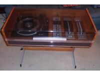 Deccasound compact 3 HiFi system model AT5326. (not fully working)