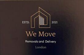 Removals/Moving/Deliveries