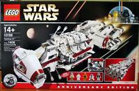NEW LEGO STAR WARS 10198 TANTIVE IV BLOCKADE RUNNER 1408 PIECES