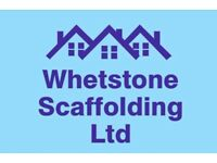 Whetstone Scaffolding Ltd - Competitive pricing for all scaffolding