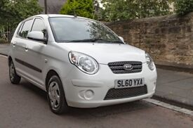 KIA PICANTO 1 2010, FULL SERVICE HISTORY, 11 MONTHS MOT, LOVELY CONDITION