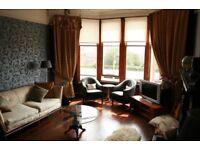 Dennistoun, Golfhill Drive stunning 2 bed Victorian flat