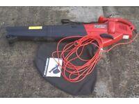 Leaf blower / vac