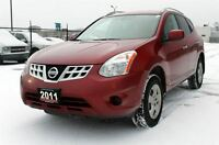 2011 Nissan Rogue S | AWD + Bluetooth + CERTIFIED