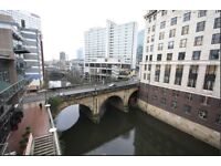 Stunning riverside apartment a short walk from Deansgate with amazing balcony