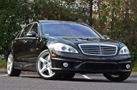 2009 Mercedes-Benz S-Class S63 -- AMG -- BLACK ON BLACK -- SUPER