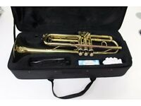 BB B Flat Copper Trumpet