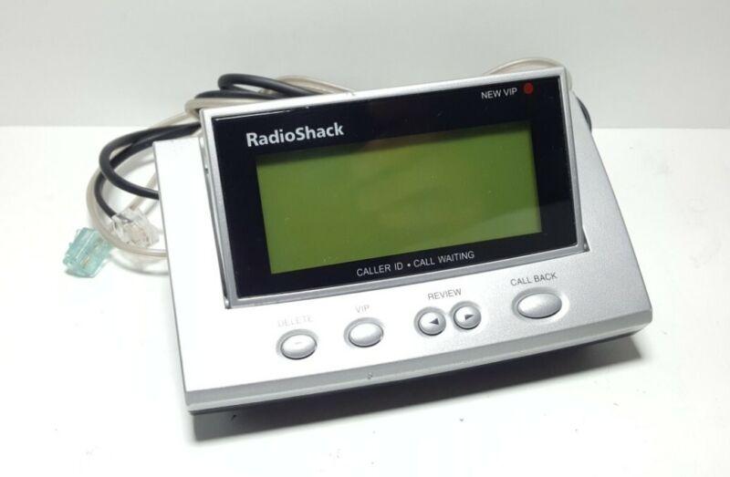 Radio Shack 43-3903-A Caller ID Call Waiting Box - Battery Operated