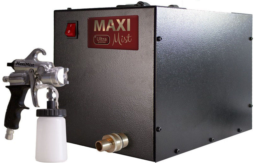 MaxiMist Ultra Premier Silent Spray Tanning System