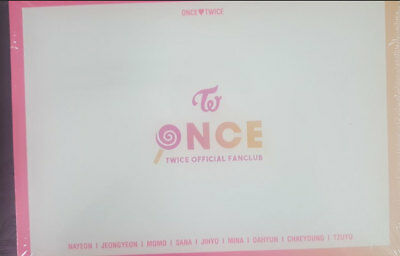 Twice once 1st, Twice 1th Fanclub offical Goods set 100% NEW Goods+Tracking