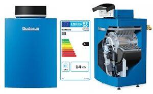 Buderus Gas Brennwertkessel Logano plus GB212 15 kW, IP Inside MC100 Gaskessel