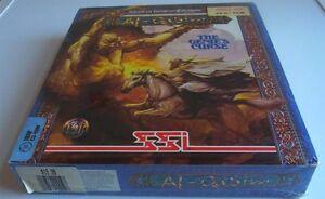PC DOS: Al-Qadim: The Genie's Curse - SSI 1994 *new*