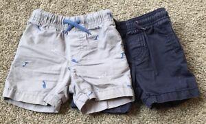 6M boys shorts