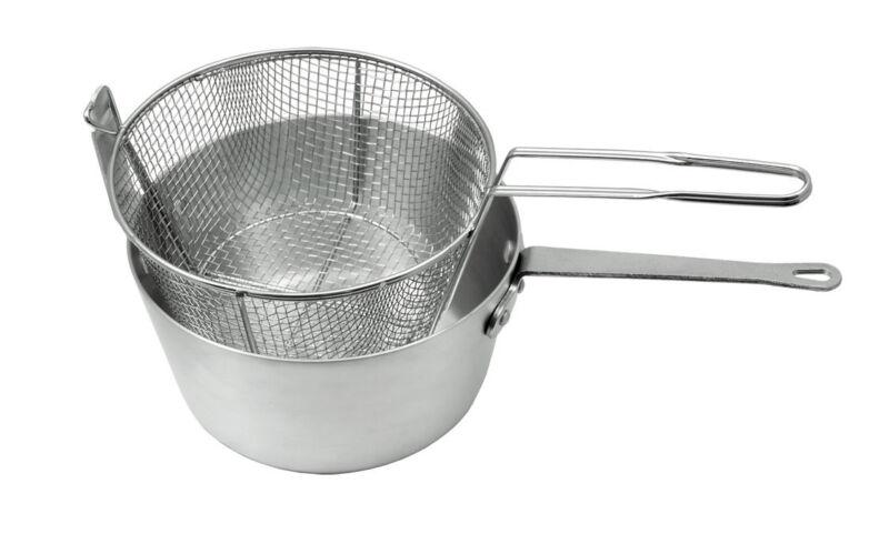 Update Afpc-5 Aluminum 5 Qt Fry Pot