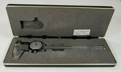 Vintage Mitutoyo Made In Japan No.537-110 - Sliding 8 Micrometer Caliper Tool