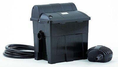 OASE BIOSMART SET 5000 NEU MODELL DURCHLAUF FILTER + UVC + PUMPE KOI 50525