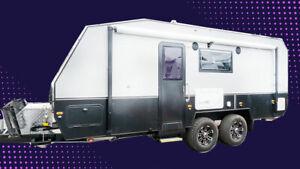 21ft Maverick (Multi-Terrain, Bunk Van)2xBunk Pimpama Gold Coast North Preview