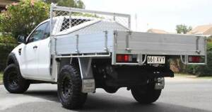 2012 FORD RANGER 3.2 TURBO DIESEL 4X4 REGO AND RWC SUPER CAB