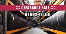 SALE USED & NEW DUNLOP BRIDGESTONE HOLDEN FORD HONDA RWC TYRES Bayswater Knox Area Preview