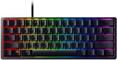 Razer Huntsman Mini Gaming Keyboard Clicky Optical Switches Chroma RGB Lighting