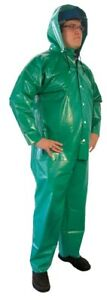 Rain Gear, Green Acid Jackets and Overalls: a package lot