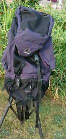 Wilderness 65 rucksack