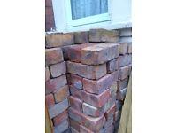 On Hold - Red Bricks