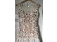 Sherri Hill wedding dress