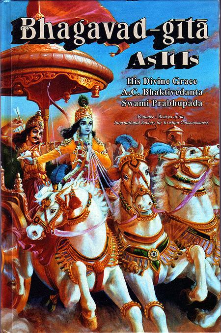 Bhagavad-gita As It Is By Srila Prabhupada 1972 Edition