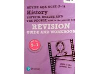 AQA GCSE History Health and the People Revision Guide