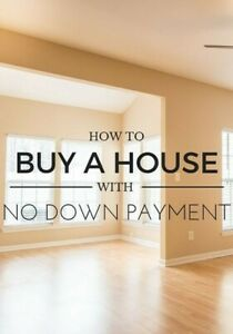 STOP RENTING, BUY WITH ZERO DOWN AND NO LAWYER FEE
