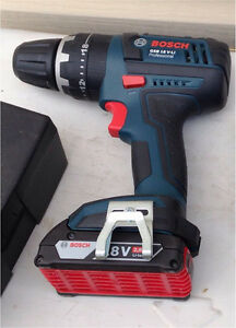 Bosch cordless drill GSB 18 v li 2amp FREE Casula Liverpool Area Preview