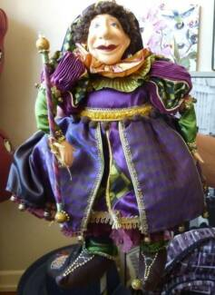 'Jester' Dolls