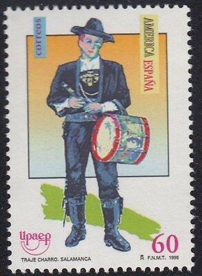upaep Spanien 3032 1996 Kostüm typische Salamanca - Typische Kostüm