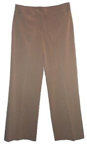 Quality Tan Dress Pants - Sizes 10, 14 - NEW