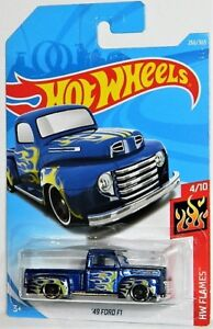 Hot Wheels 1/64 '49 Ford F1 Pickup Diecast Car