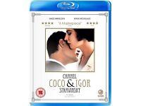 Coco Chanel & Igor Stravinsky - Blu-ray