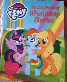 my little pony Book.