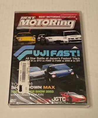 Best Motoring International Fuji Fast! DVD (Best Motoring Dvds)