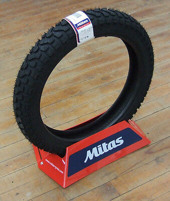 Used, Mitas E-07 E07 DAKAR Dual Sport Front Motorcycle Tire 110/80-19 110 80 19 BMW GS for sale  Wilbraham