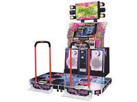 Dance Fusion Arcade Dance Machine