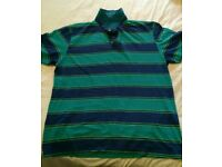 Mens size XL Next polo shirts