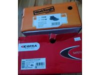 Safety boots trainers size 11