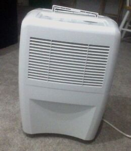 Whirlpool dehumidifier, good working condition