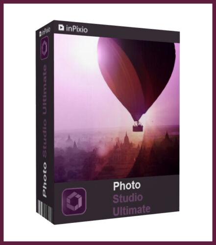 InPixio Photo Studio Ultimate 10 ✅ FULL EDITION ✅