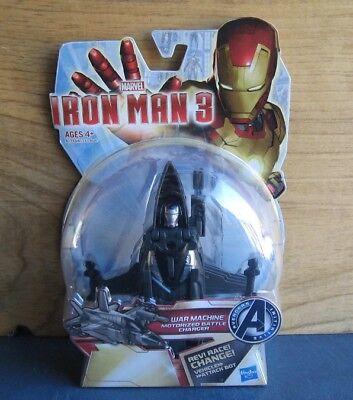 Iron Man 3--2012 War Machine--Hasbro Motorized Battle Charger segunda mano  Embacar hacia Argentina