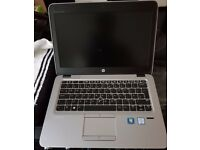 HP ProBook G3 820 laptop 256gb SSD 16gb ram Intel Core i5 6TH generation processor