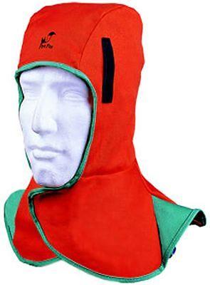 WELDAS Schweißerhaube Kopfschutz orange, waschbar 60°C