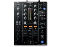 Pioneer DJM-450 2-Channel Mixer with Sound Colour FX and Beat FX with Parameter Control