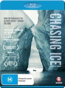 Chasing Ice (Blu-ray, 2013) 'NEW & SEALED'